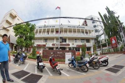 Hua Hin Police Station; Hua Hin Tourist Police