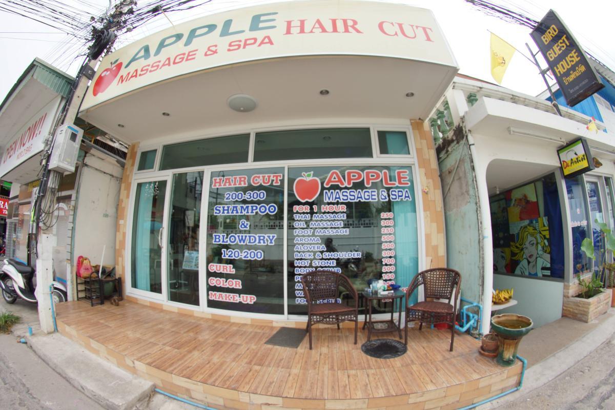 Apple Hair Cut Massage & Spa