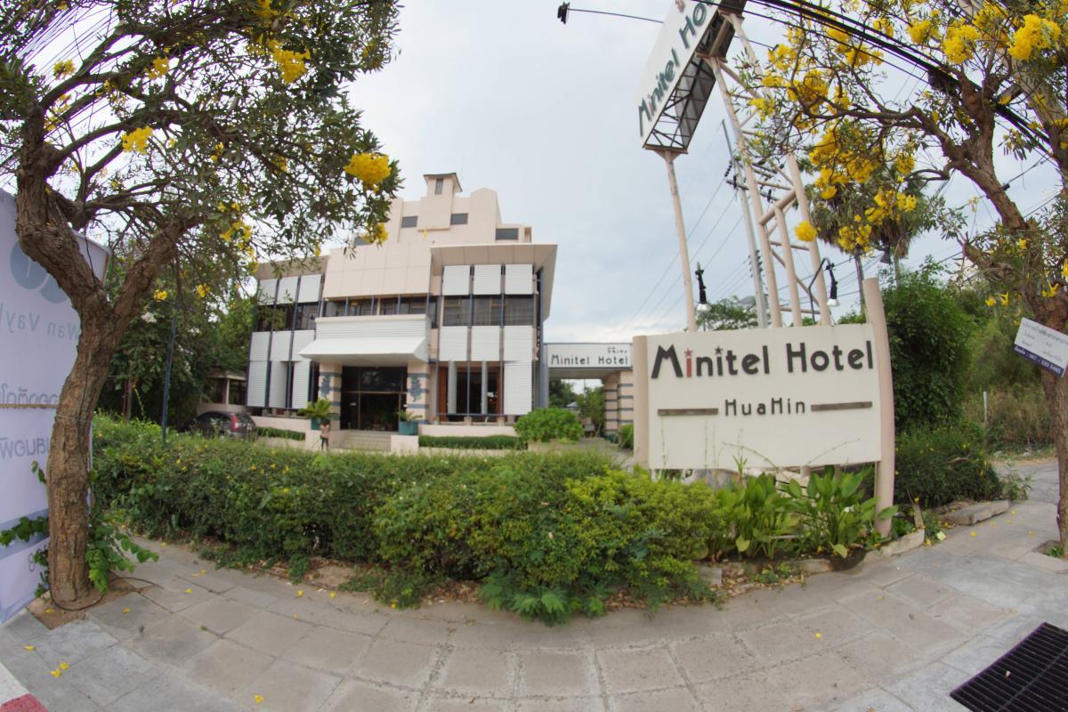 Minitel Hotel Hua Hin
