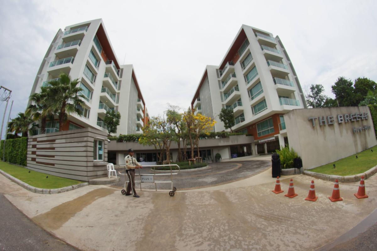 The Breeze Condominium