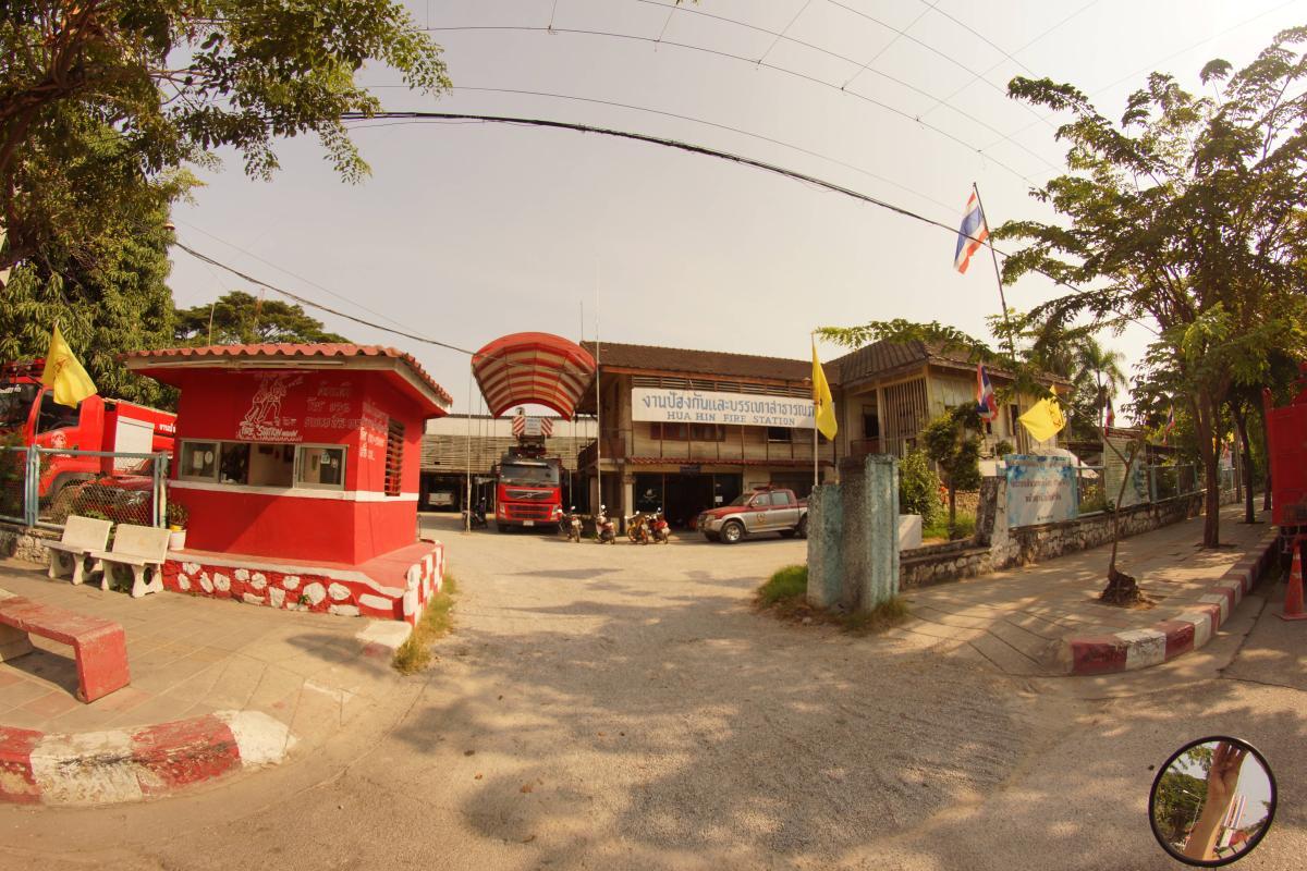 Hua Hin Fire Station