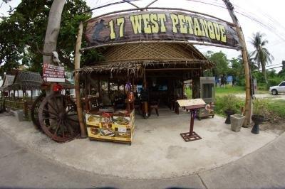 17 West Petanque